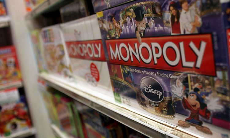 Do not pass go: lottery games with Monopoly theme banned